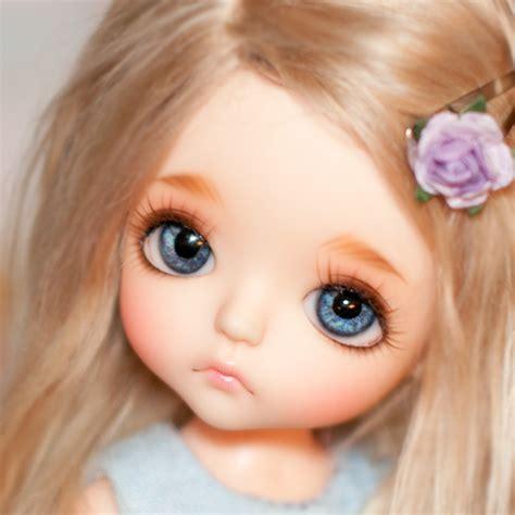 jointed doll eyelashes nomyens eyelashes brown for bjd doll bjd