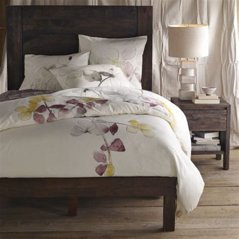 west elm comforter set spring blossom duvet cover contemporary duvet covers