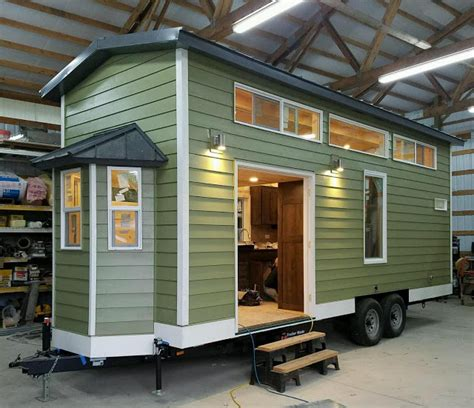 tiny house plans 300 sq ft tiny house town the cado by thimble homes 300 sq ft
