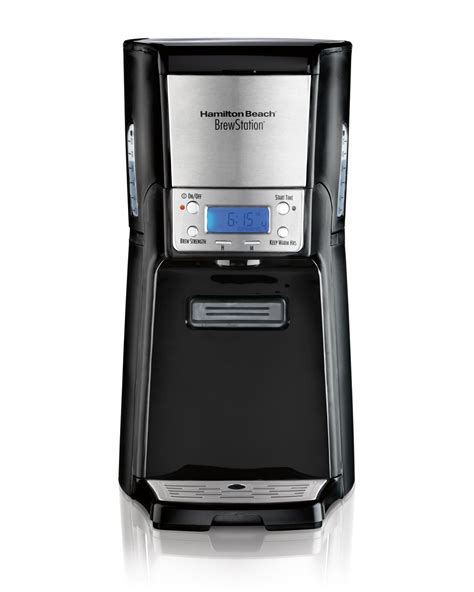 New Hamilton Beach 48464 12 Cup Automatic Electric Coffee Maker Machine 40094484645   eBay