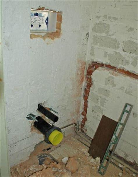 Toilet Reservoir Achter Muur inbouwreservoir achter muur door muur