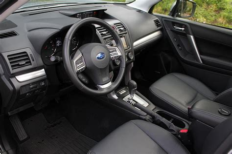 Subaru Forester 2015 Interior Imgkid Com The Image