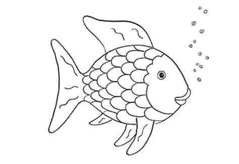 clipart fish for coloring book - Spiele & Basteln Der ...