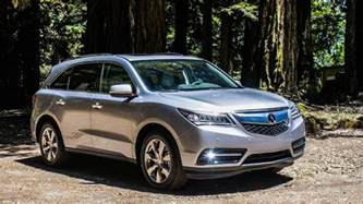 2016 acura mdx review roadshow