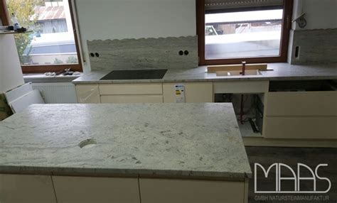 granit arbeitsplatten stuttgart granit arbeitsplatten juparana bianco