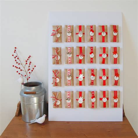 diy advent calendar northstory