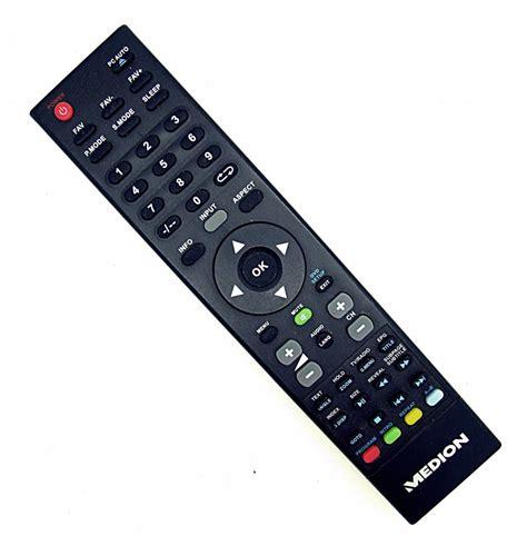original medion msn tvdvd remote control