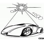 Juegos De Hot Wheels Para Colorear Imprimir Y Pintar