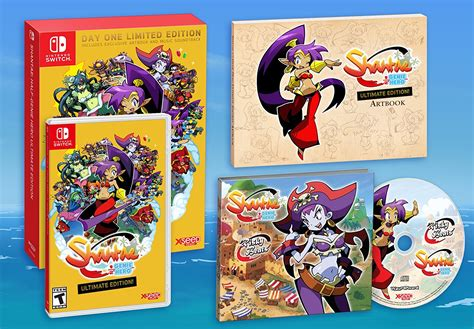shantae half genie hero free download here s a first look at shantae half genie hero s day 1