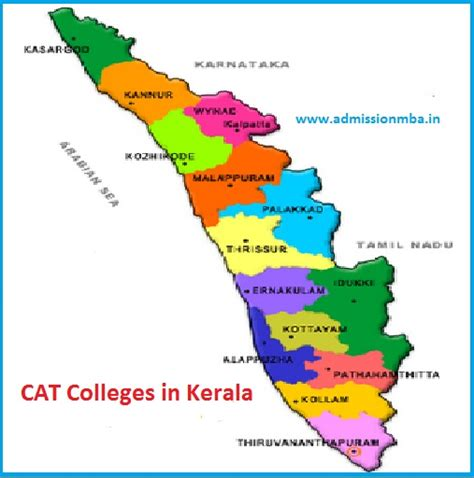 Kerala Mba Admission by Mba Colleges Accepting Cat Score In Kerala India Colleges