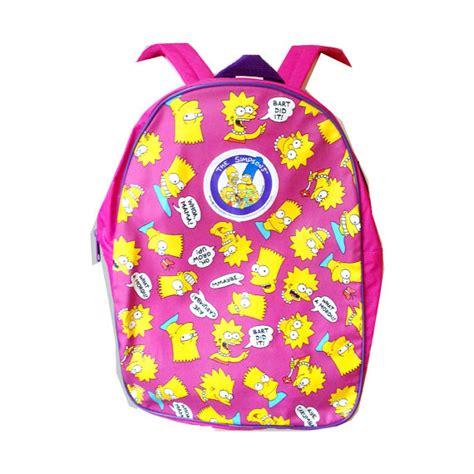 Name Simpsons Bag by Vintage Simpsons Backpack Bart By Foxcultvintage