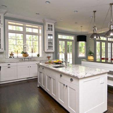 Kitchen Cabinets Around Windows Windowed Cabinets Around Kitchen Window For The Home Pinterest
