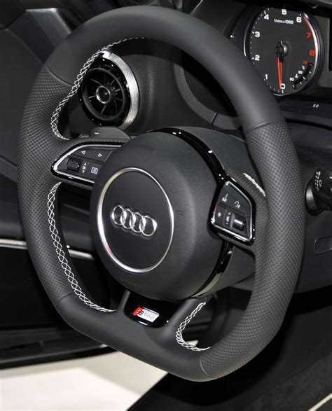 Audi S Line Wheel by Oem Audi A3 S Line 8v Sport Steering Wheel