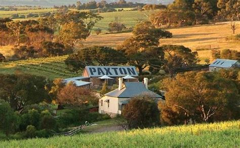 list of mclaren vale wineries paxton wines mclaren vale