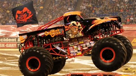 monster jam truck theme songs captain s curse theme song youtube