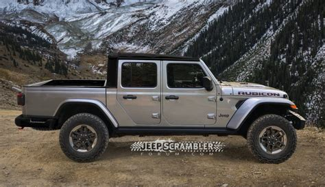 Jeep Commander Truck 2020 by 2018 La Auto Show Will Debut A Quot Truck From Jeep
