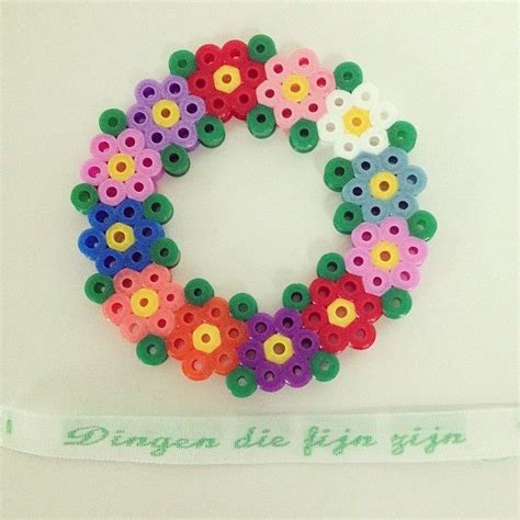 perler flower 16 best images about plant perler on