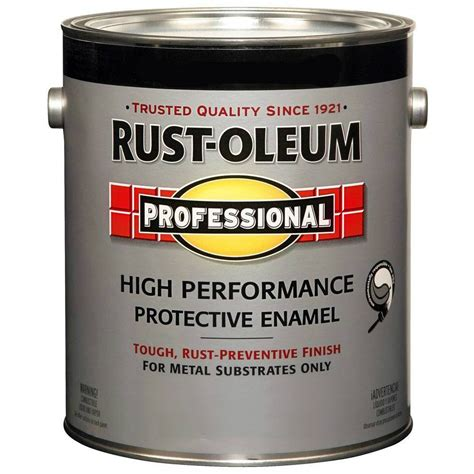 buy the rust oleum 7781402 high performance protective enamel light machine gray gallon