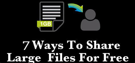 best free file websites 7 best free file websites to send large files