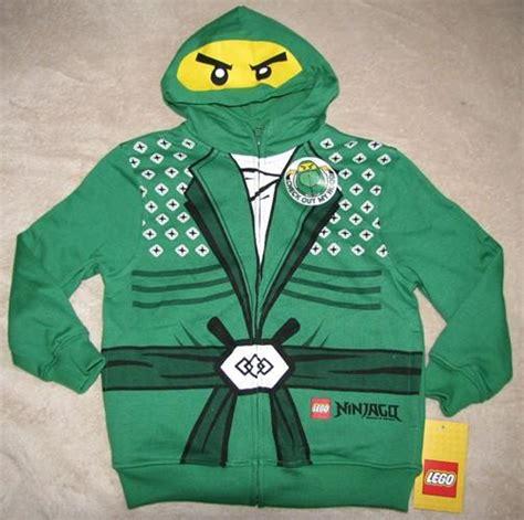 Hoodie Zipper Sweater Lego Premium6 lego ninjago green fleece zipper hoodie sweater sweatshirt costume sz 6 ebay