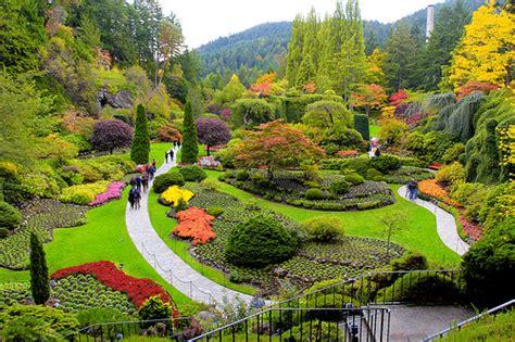 butchart gardens vancouver island flickr photo