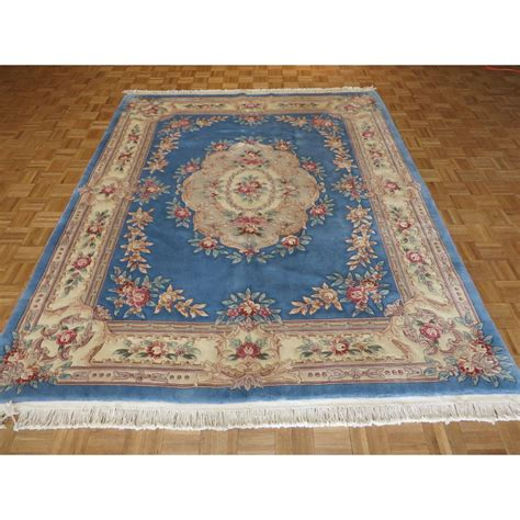 aubusson wool rugs 100 percent wool aubusson knotted rug rugs