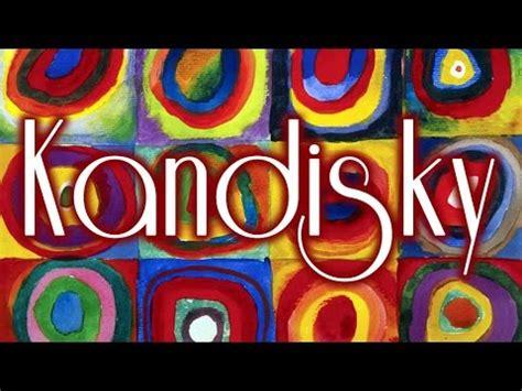 cuadros de kandinsky 25 cuadros de kandinsky con m 250 sica de wagner hd