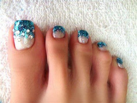 imagenes de uñas pintadas de los pies 2015 top 12 decoraci 243 n de u 241 as de los pies 1001 consejos