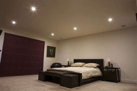 led light bedroom downlights bedroom bedroom review design