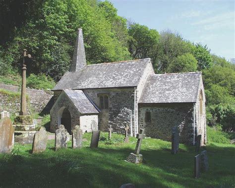 beenthere donethat 12th century culbone church near