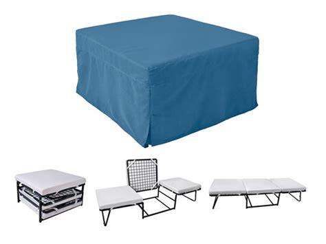 sleeper ottoman with memory foam mattress memory foam sleeper futon ottoman