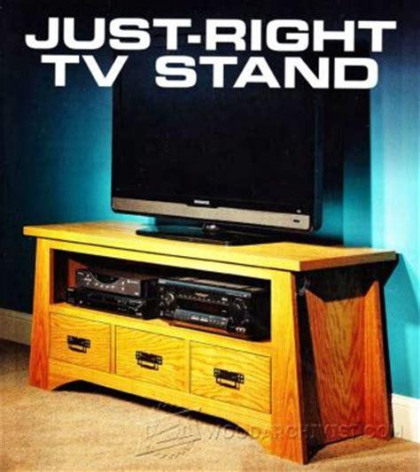 Flat Panel Tv Cabinet Plans