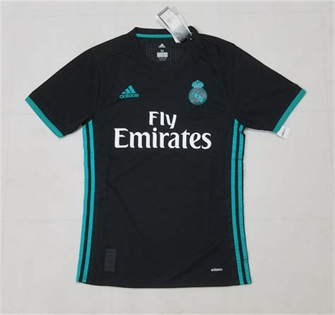 Jaket Bola Real Madrid 2017 2018 Grade Ori Official Impor 1 jersey real madrid away 2017 2018 jersey bola grade ori murah
