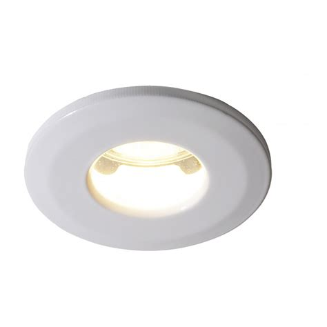 white bathroom light low voltage ip65 white recessed spotlight for bathrooms
