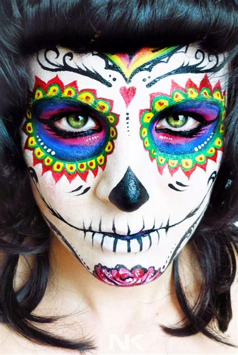 tutorial makeup catrina dia de los muertos la calavera catrina makeup