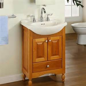 Vanities For Narrow Bathrooms Narrow Bathroom Vanities A Simple Solution For A Small