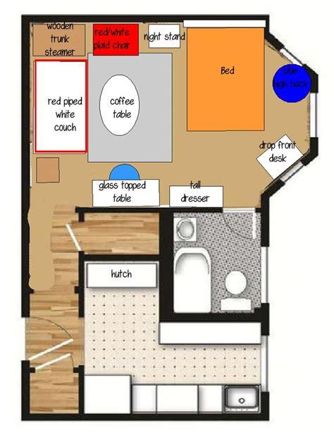 studio apartment furniture layout 17 best images about studio apartment ideas on pinterest