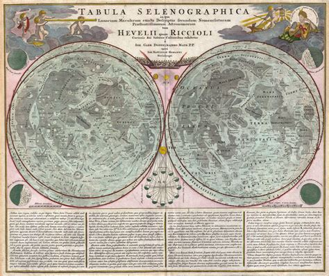 moon map file 1707 homann and doppelmayr map of the moon geographicus tabulaselenographicamoon