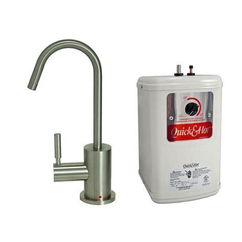 single handle water dispenser faucet with heating tank