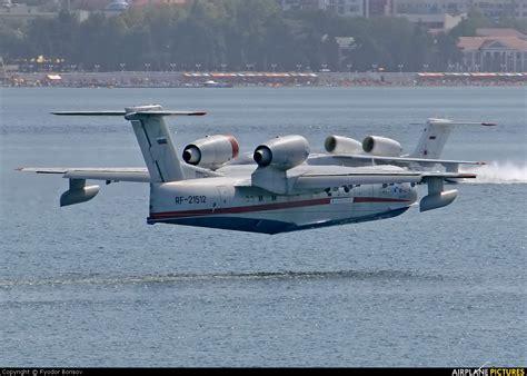 russian flying boat jet rf 21512 beriev design bureau beriev be 200 at