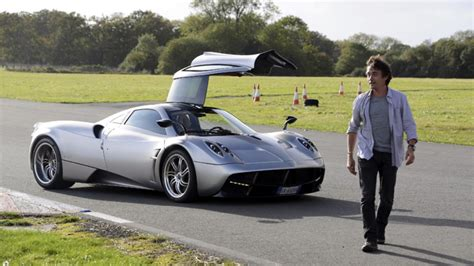 Top Gear Pagani hammond s car of the year pagani huayra top gear