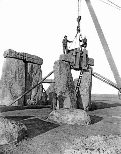 stonehenge construction stonehenge