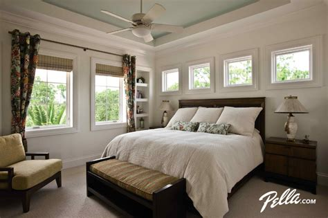 Bedroom Tray Ceiling Pella 174 Architect Series 174 Casement And Fixed Windows