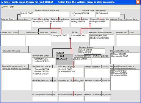 printable family tree software family tree software famtree easy to use genealogy