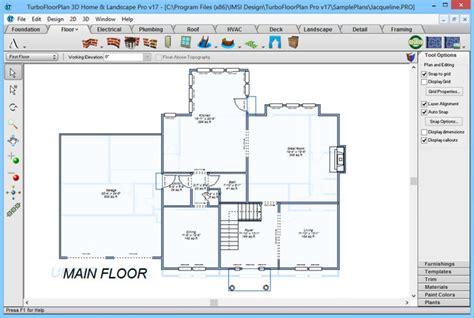 turbo floor plan 3d turbofloorplan 3d home landscape pro 17 0 6 rus