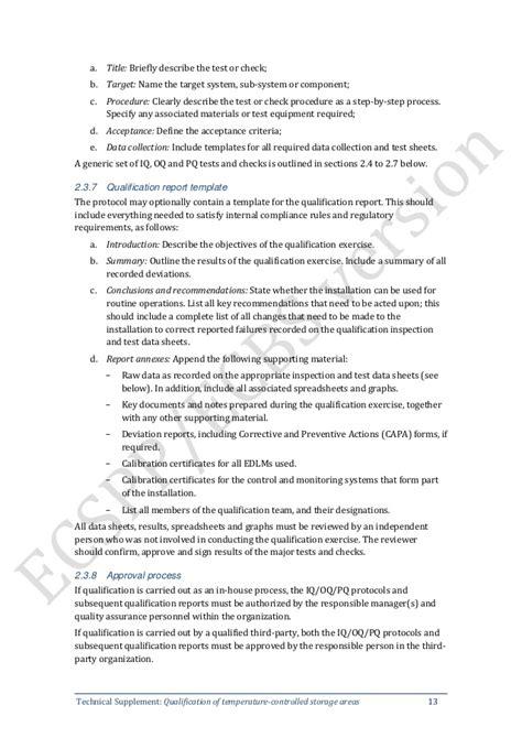 protocol deviation form template hdbs7 phụ lục 9 gmp who thẩm định kho bảo quản c 243 kiểm