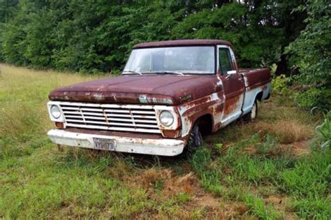 short bed truck cer craigslist 1967 ford f100 shortbed project