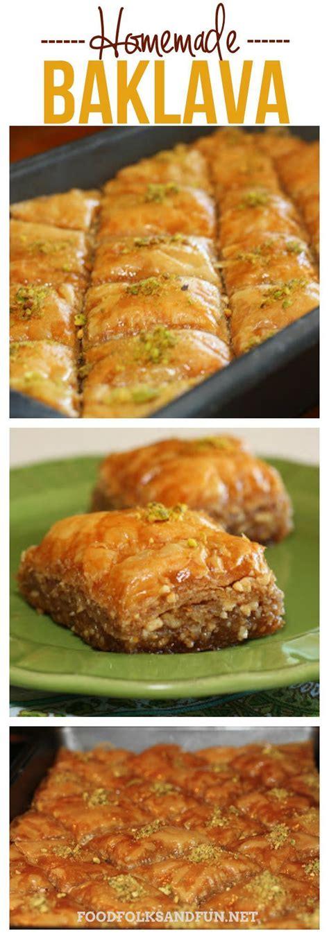 best baklava recipe best 25 baklava recipe ideas on easy turkish