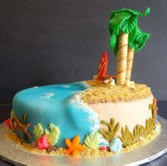 cake decorations theme 1000 ideas about hawaiian theme cakes on luau