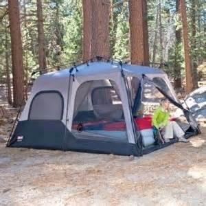 coleman 2 room tent coleman instant tent 14 215 10 8 2 room cing idea